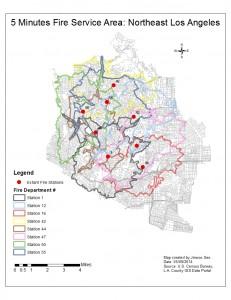 Map3_5 Mins Service Area